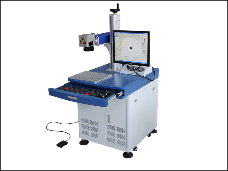 Desktop Fiber Laser Marking Machine 20W/30W