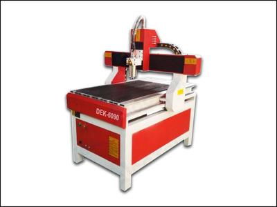 Small advertising cnc router