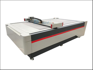 Carpet oscillating knife cutter machine for sale