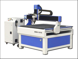 wood cnc router machine used in advertising industry