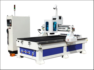 Liner automatic tool change atc cnc router