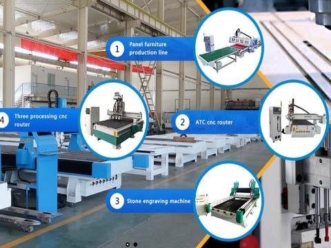 Dekcel CNC-Jinan,China cnc router systems manufacturer
