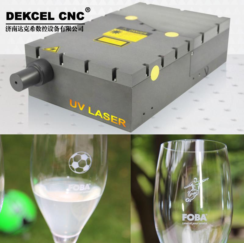 uv laser marking glass