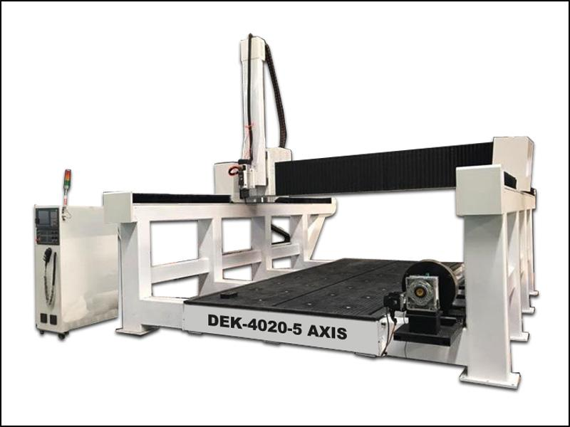Cnc wood engraving machine 5 axis for sale