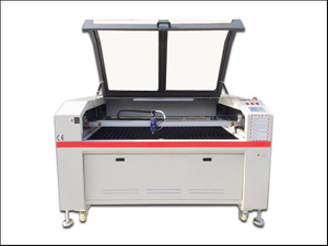 Nonmetal auto focus co2 laser cutter and engraver cnc machine
