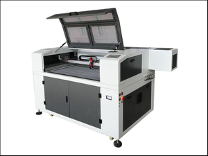 Cnc Separable 9060 shoe leather engraving and cutting laser machine