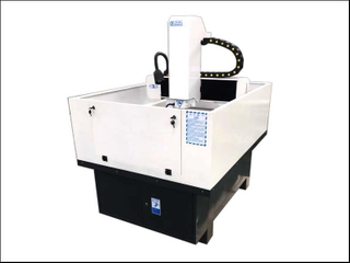 6060 DSP 3D aluminium mould milling cnc router machine