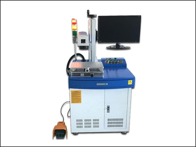 Carbide Rod Drilling Tool Fiber Metal Laser Marking Machine