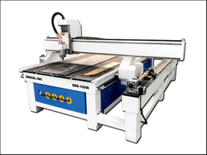 DSP Cylinder 4 Axis Wood Engraving CNC Router Vacuum Table with Rotary
