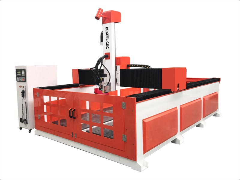 180-degree rotate spindle ATC 4 axis cnc engraving router machine for EPS foam 2040