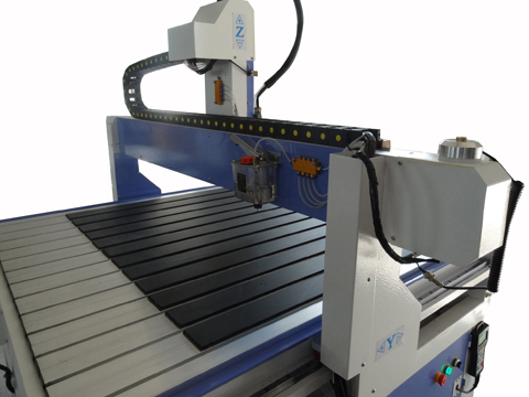 Cnc wood router engraving machine --vacuum table VS T-slot table( second part)