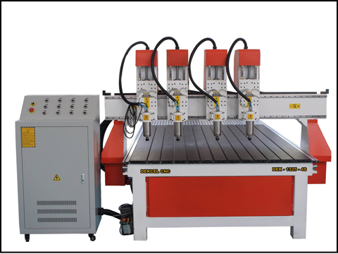 The common size type for cnc wood cutter engraver router machine